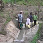 Waterbron gesponsord door VSV